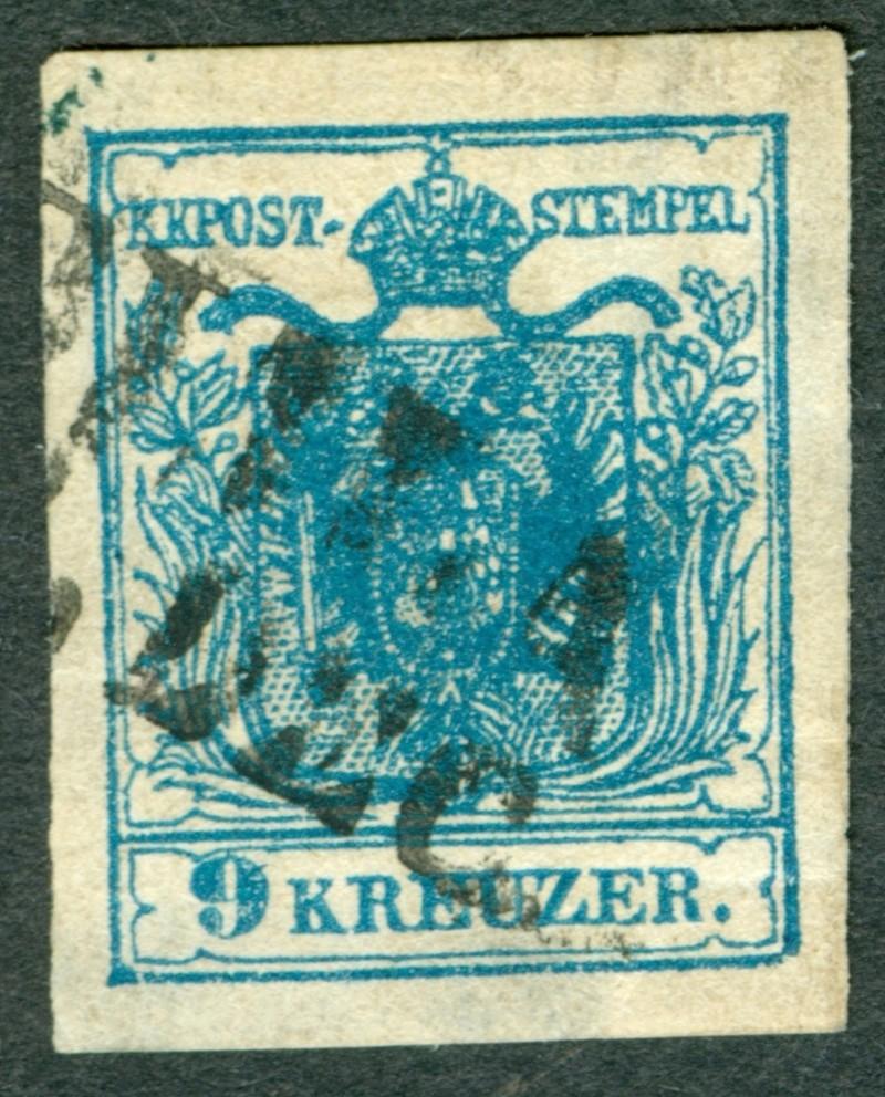Die erste Österreichische Ausgabe 1850 - Seite 12 1850_910