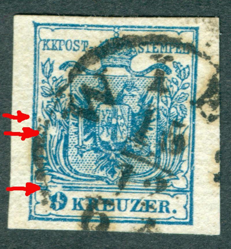 Die erste Österreichische Ausgabe 1850 - Seite 12 1850_911
