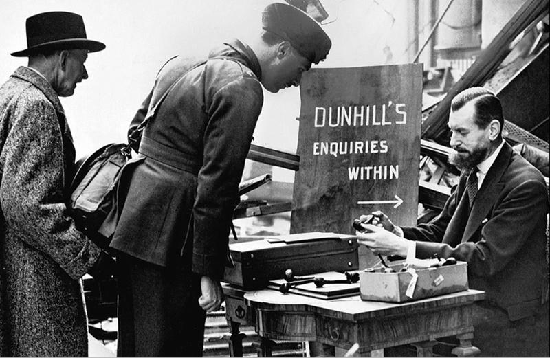 Les publicités anciennes - Page 2 Dunhil10