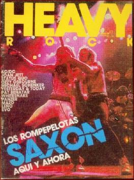 Saxon et la presse Heavy-10