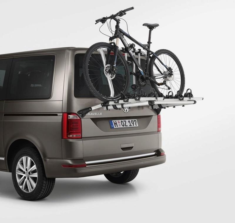 Vends Porte velo VW d'origine pour T6 VENDU 7e007111