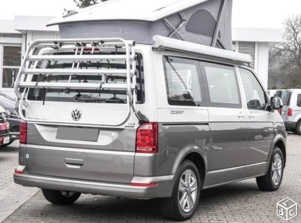 Vends Porte velo VW d'origine pour T6 VENDU Porte_10