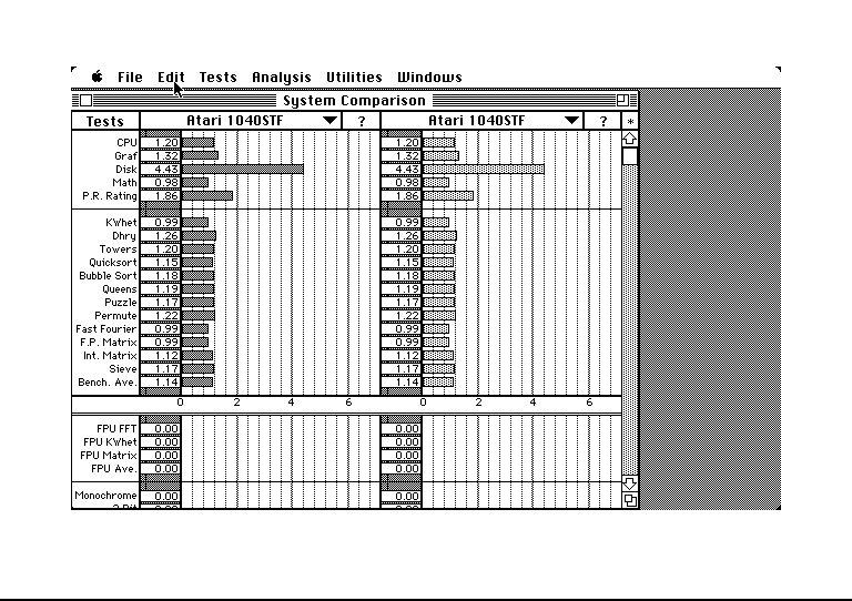 Comparatif : Le Spectre (Atari ST) contre A-Max la Menace (Amiga). Spectr12