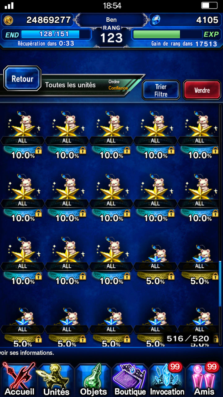 Anniversaire de FFBE Screen45
