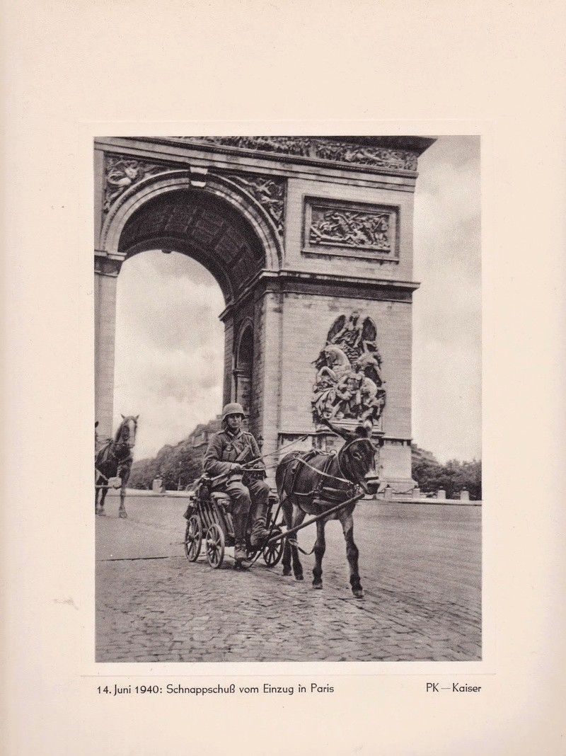 Charrette du vainqueur de 1940 ou du vaincu de 1944? Foto310