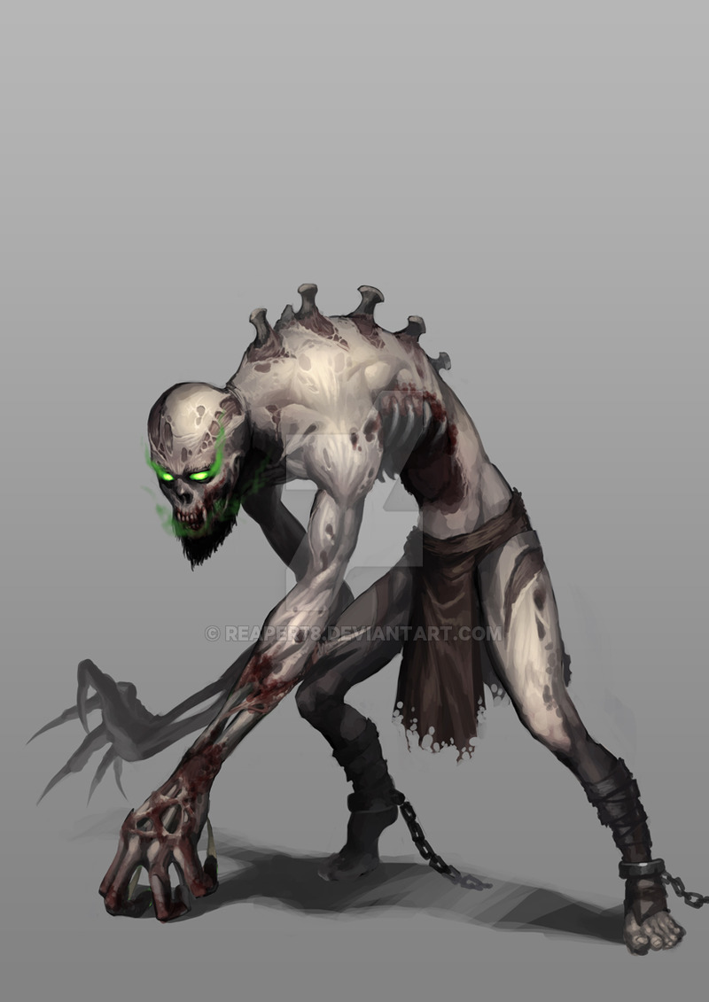 The Creatures of Skyshard Ghoul_10