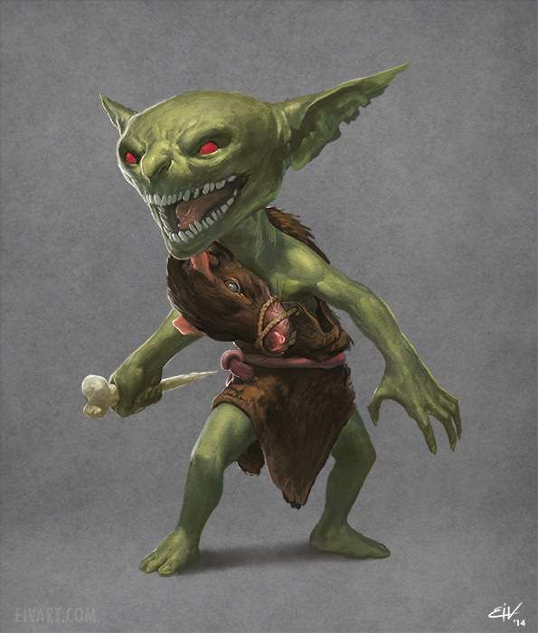 The Creatures of Skyshard Goblin10
