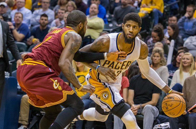 Indiana Pacers 2017-2018 Photo25