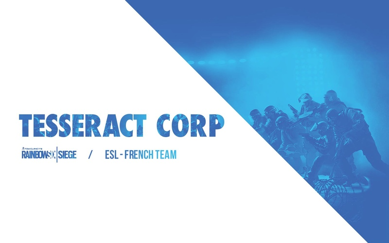 Tesseract-corp team multigamming