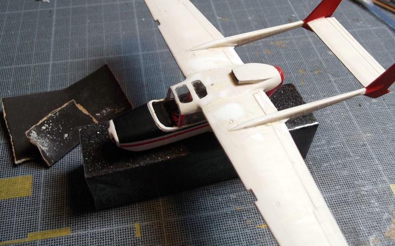 [Airfix] Cessna O2 - 1/72 Dscf6144