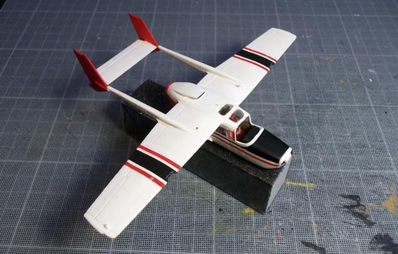 [Airfix] Cessna O2 - 1/72 Dscf6149