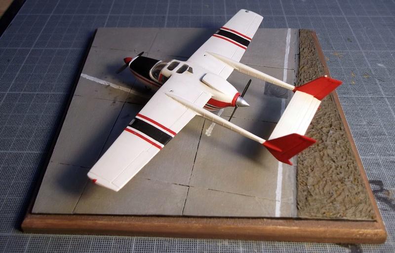 [Airfix] Cessna O2 - 1/72 Dscf6211