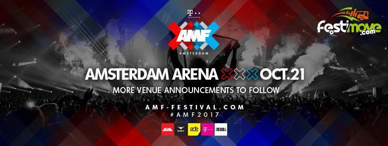 AMSTERDAM MUSIC FESTIVAL - 21 OCTOBRE 2017 - AMSTERDAM ARENA - NL Festim10
