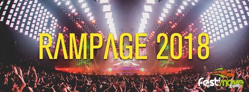 RAMPAGE - 2 & 3 mars 2018 - SPORTPALEIS ANVERS - BELGIQUE Rampag10
