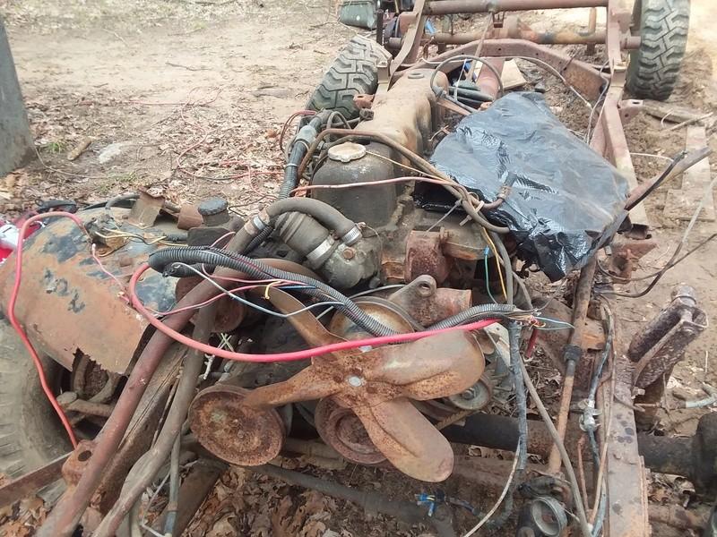 Mud bash jeep for local mudrun 20170310