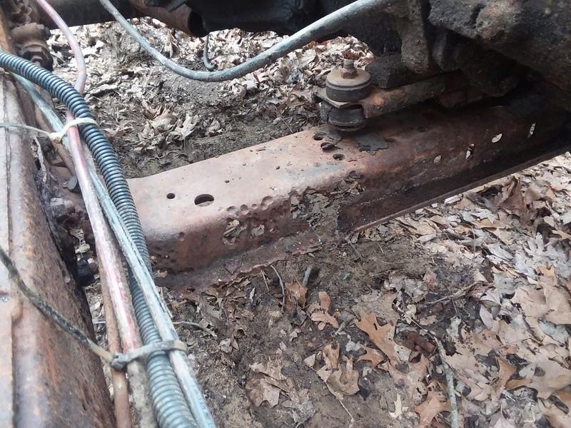 Mud bash jeep for local mudrun 20170312