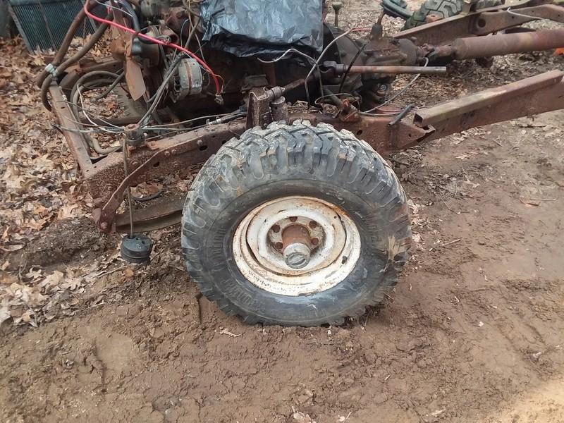 Mud bash jeep for local mudrun 20170313