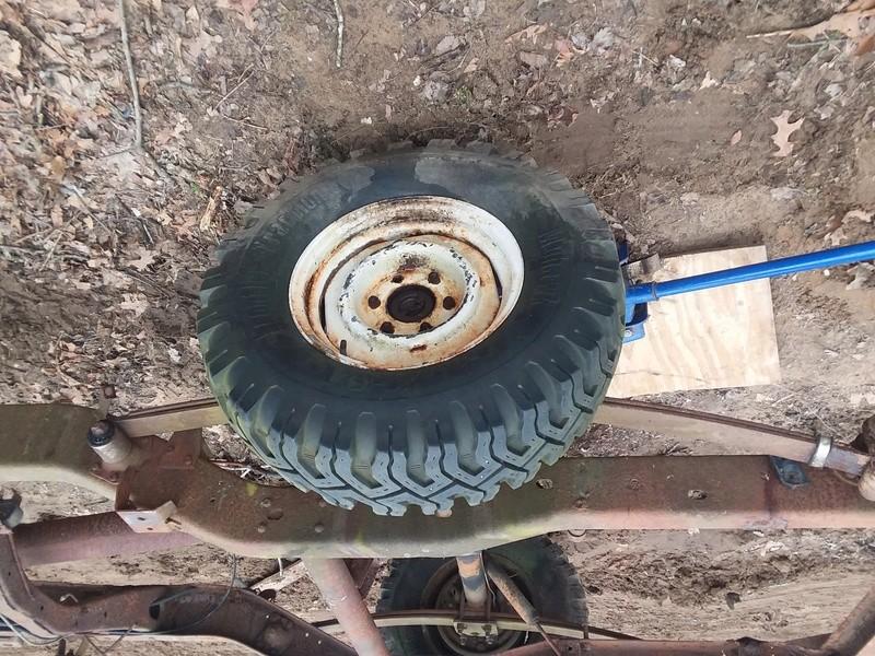 Mud bash jeep for local mudrun 20170323