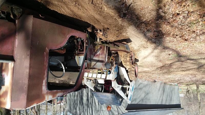 Mud bash jeep for local mudrun 20170419