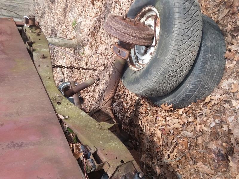 Mud bash jeep for local mudrun 20170425