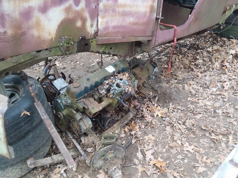 Mud bash jeep for local mudrun 20170429