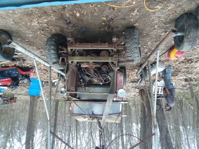 Mud bash jeep for local mudrun 20170433