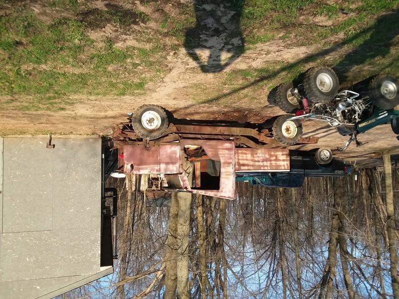 Mud bash jeep for local mudrun 20170441