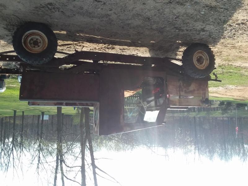 Mud bash jeep for local mudrun 20170442
