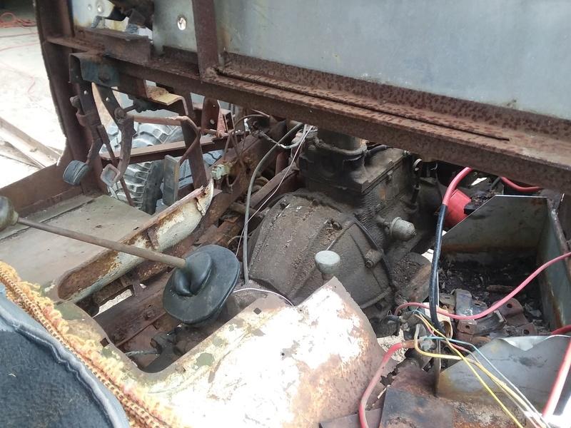 Mud bash jeep for local mudrun 20170446