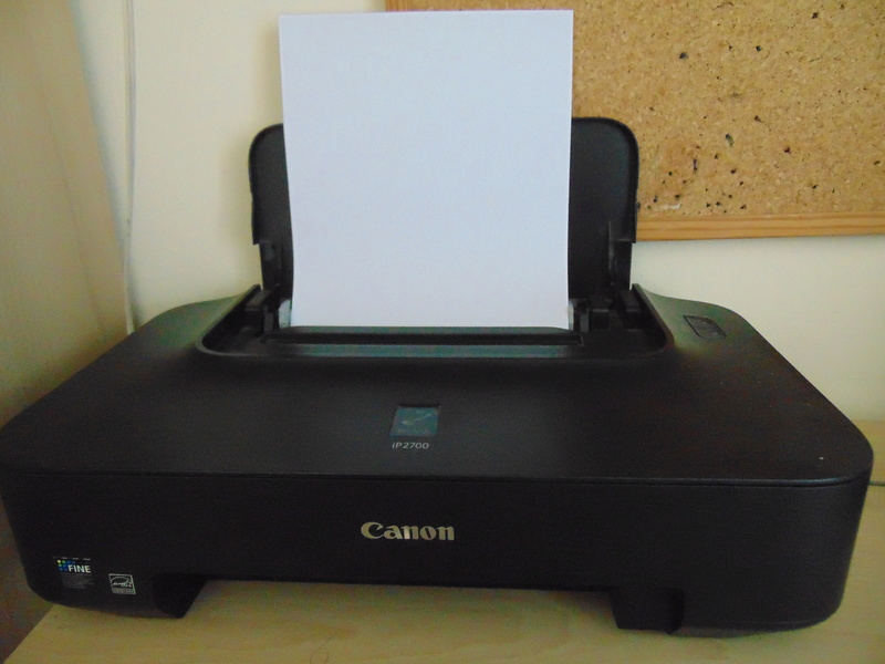 Canon Pixma Ip 2700 Μεταχειρισμένος (Πουλήθηκε) Dsc04810