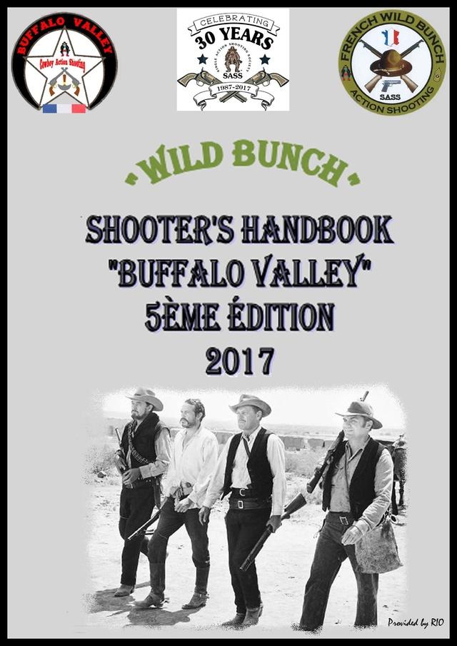 """BUFFALO VALLEY"" du 8 au 11 Juin 2017 bulletin d'inscription Wild_b11"