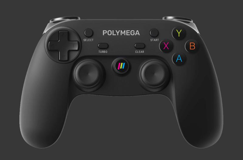 Le Polymega maintenant compatible NeoCD !! Contro10