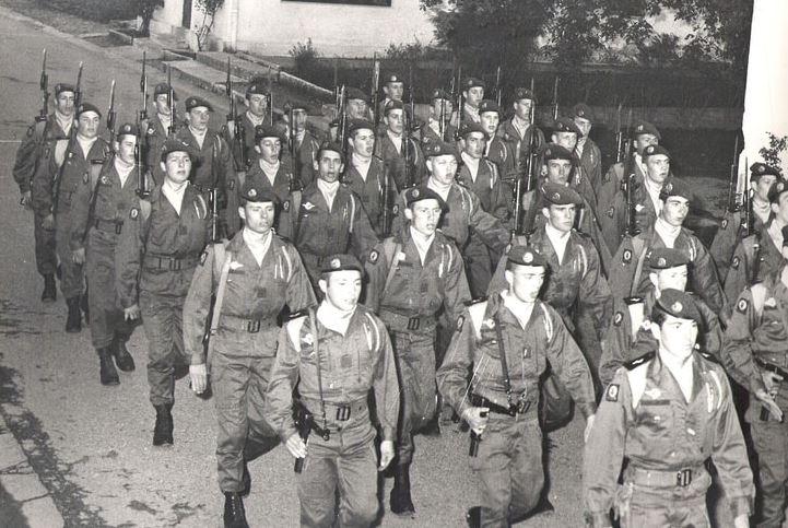 1er RCP la 4eme compagnie camp d'Idron - du Hameau La4_fo10
