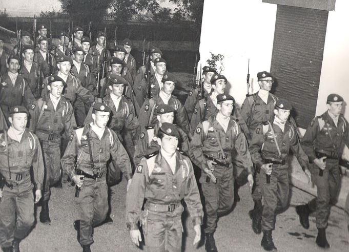 1er RCP la 4eme compagnie camp d'Idron - du Hameau La4_fo11
