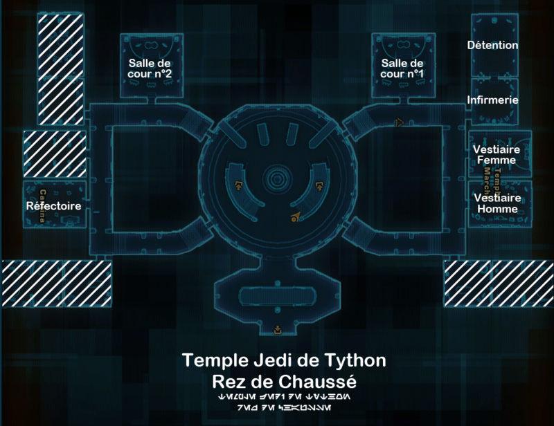 Plan du Temple et Annexes concernant les Initiés Temple10