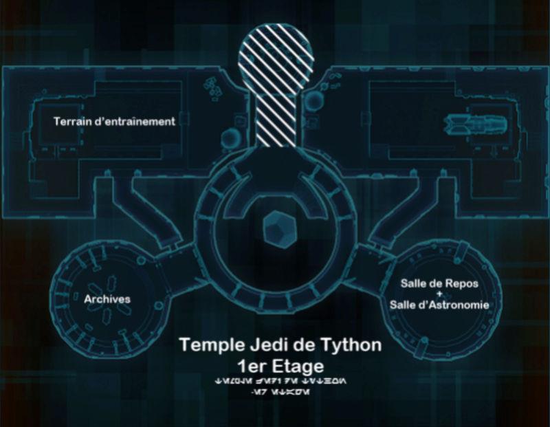 Plan du Temple et Annexes concernant les Initiés Temple12