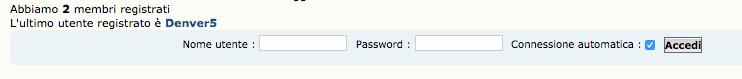Perchè quando entro nel mio sito esce la scritta < non sicuro > ? Scherm22