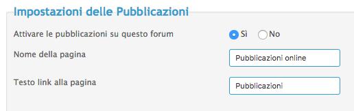 Novità: ecco le Pubblicazioni per i forum Forumattivo! Scherm39
