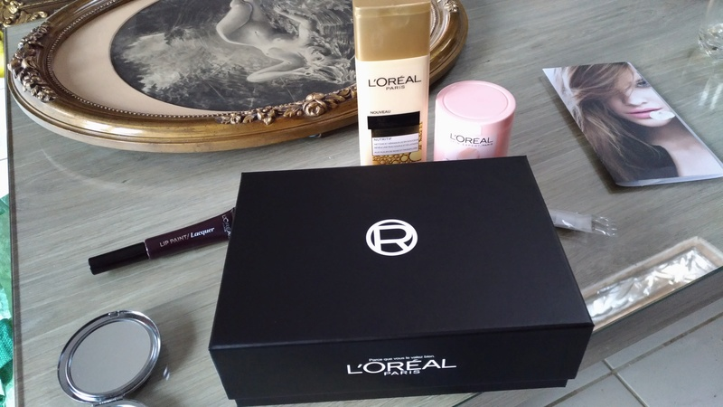L'oréal box P_201711