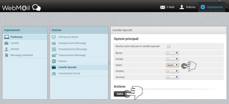 Aggiornamento per Roundcube Webmail Screen12