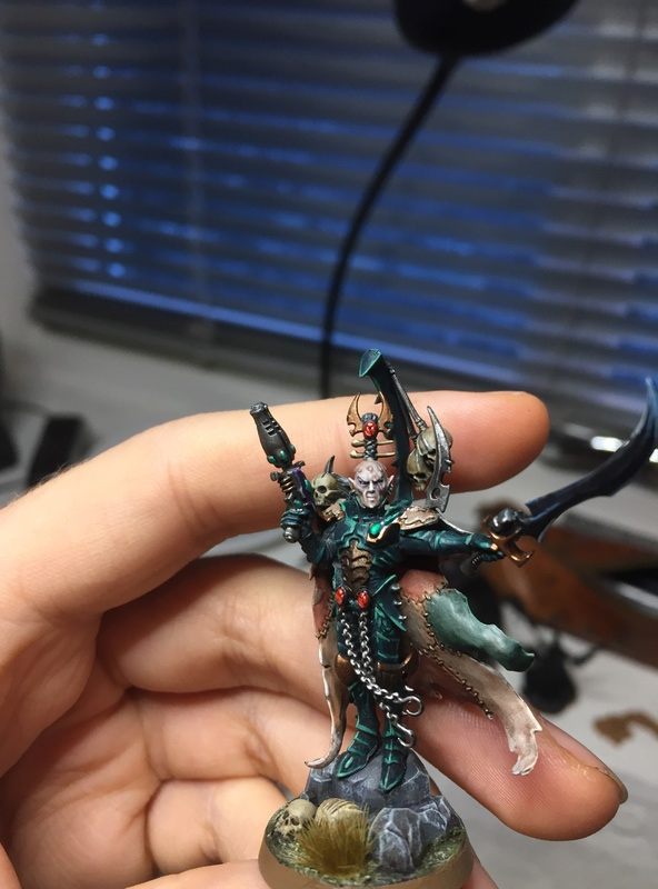 Kabal, Coven, Wych cult, and Harlequins Image10