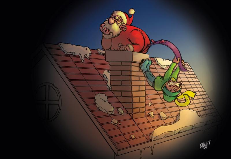[COLO] Le Père Noël est une enclume Coloen11