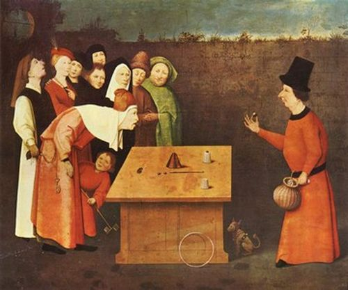[Jeu] Association d'images - Page 10 Bosch_11