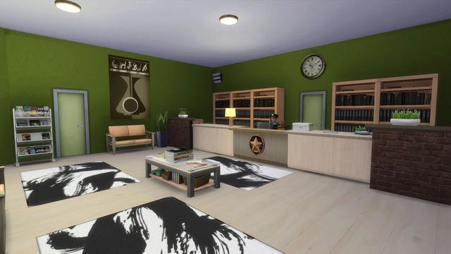 Galerie de Falco [Constructions] 23-11-12
