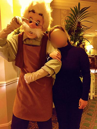 Un Noël féerique entre mère et fille au Castle Club [TR terminé] - Page 3 Photo310