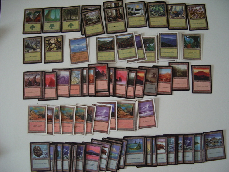 [ESTIM] Gros Lot Cartes Magic Imgp4516