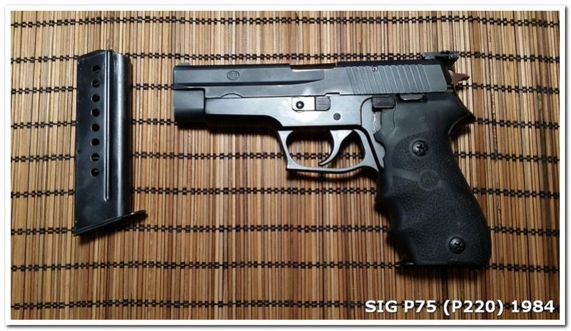 SIG P75 (P220) P220_211