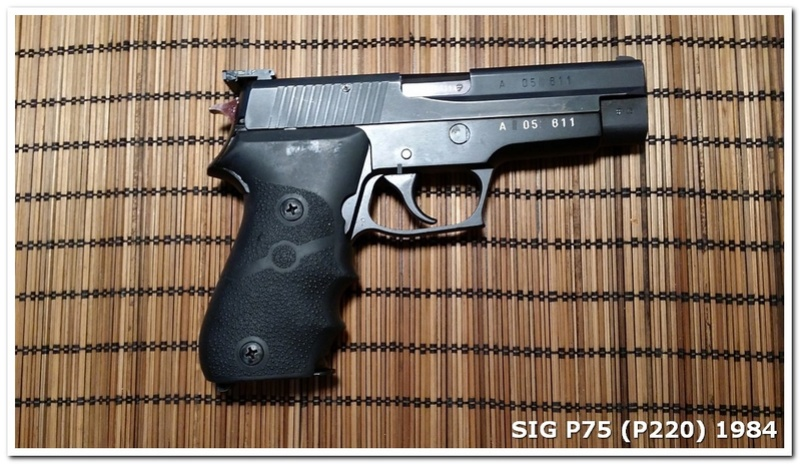 SIG P75 (P220) P220_311