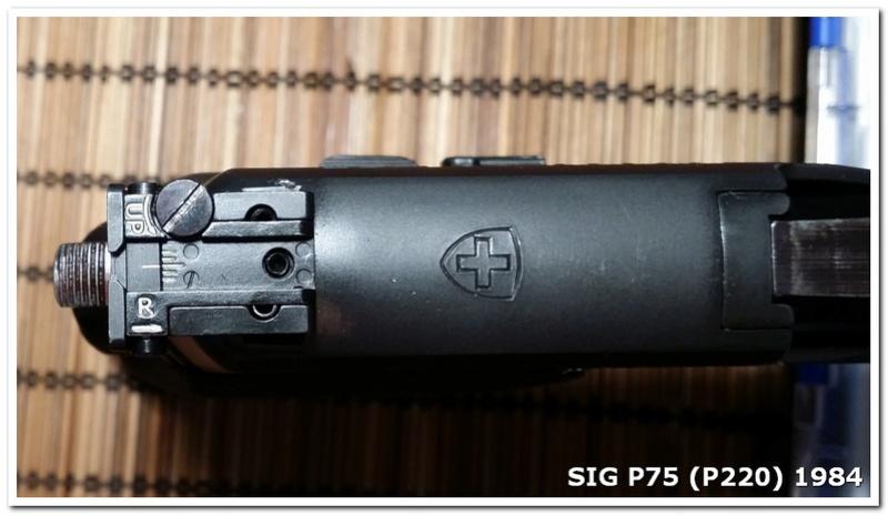 SIG P75 (P220) P220_h11