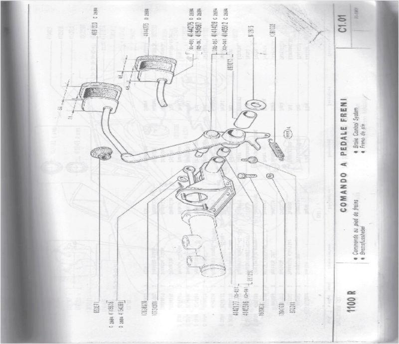 sostituzione gommini pedali 1100 Immagi10